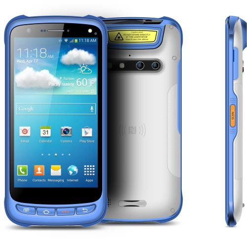 Mobile terminal Chainway C70T / infrared thermometer