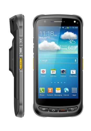 Mobile Terminal Chainway C71 octa-core / 2D imager / RFID HF