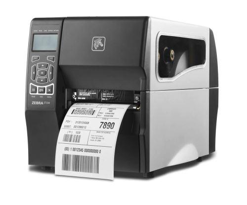 Zebra ZT230 - Desktop-Barcode-Drucker, USB, RS232, LAN