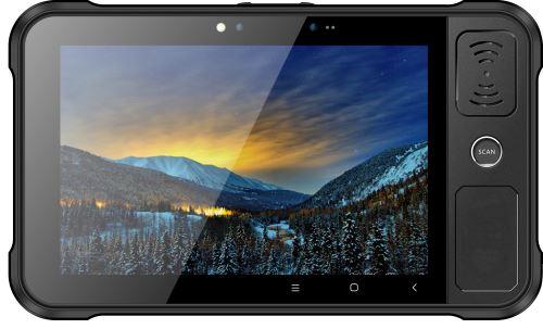 Odolný tablet Chainway P80 / 2D imager / RFID UHF