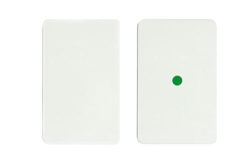 UHF RFID card with body optimization