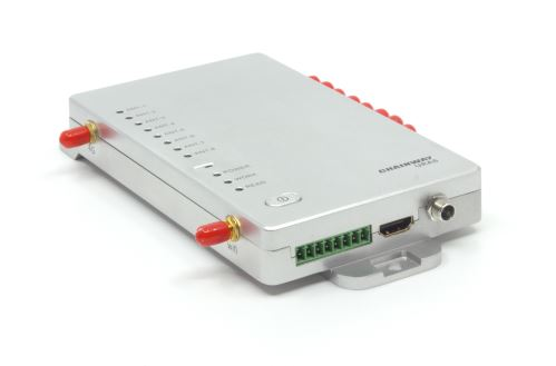 Module Chainway URA8 UHF RFID 8-channel OS Android 9
