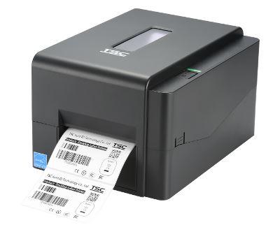 TSC TE210 TT Desktop-Barcode-Drucker, USB+RS232+LAN+Peeler