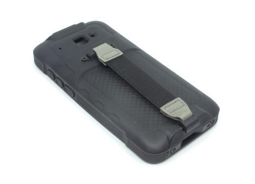 Ochranný gumový kryt pro C66 s páskem na ruku