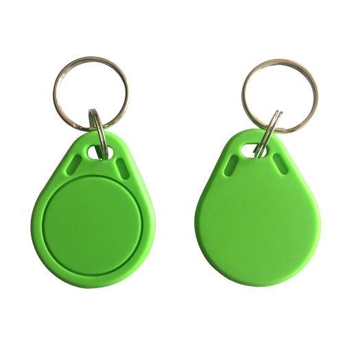 NFC Schlüsselanhänger - grün