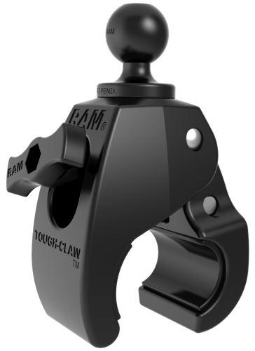 """RAM Mounts Tough-Claw střední svěrka s 1"""" kulovým čepem"""