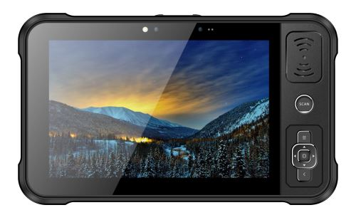 beständig Tablet Chainway P80 / 2D imager / RFID UHF / Android 9